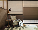 Duette® Honeycomb Shades Halfway