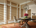 Pirouette® Window Shades with PowerView® Closed