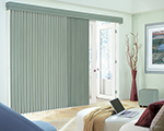 Cadence® Soft Vertical Blinds with Perma Tilt® Wand Control System
