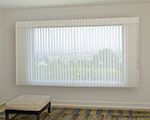 Luminette® Privacy Sheers Opened