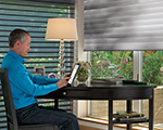 PowerView® Motorization Wireless Control Systems opened