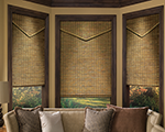 Provenance® Woven Wood Shades with Cordlock